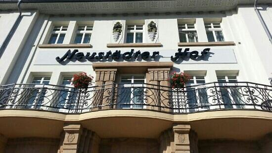 Hotel Neustadter Hof Schwarzenberg