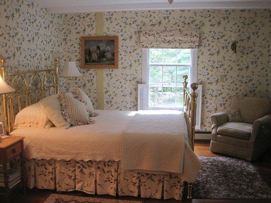 Camden Maine Stay Inn: Dogwood Room