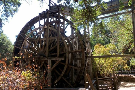 Bothe-Napa State Park: Bale Grist Mill
