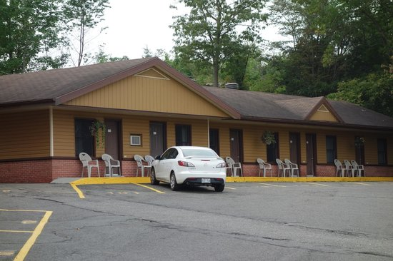 Motel & Camping Etchemin : main motel