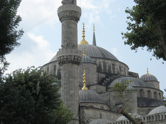 Aldem Hotel : The Blue Mosque - nearby