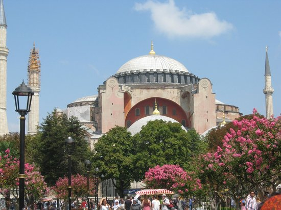 Aldem Hotel : The Hagia Sophia - nearby
