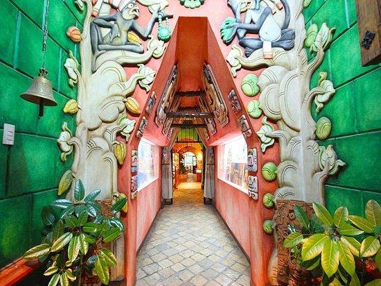 San Cristobal de las Casas, Meksiko: Entrada del Museo del Jade