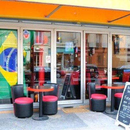 Restaurant Porta Da Selva Paris
