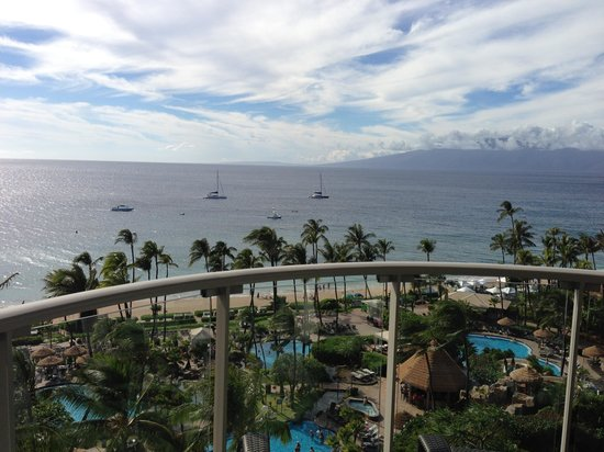 Westin Maui Resort And Spa: Ocean front