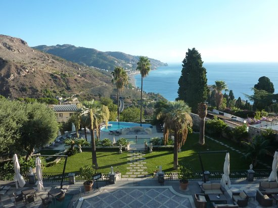 The Ashbee Hotel: lovely view