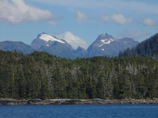 Allen Marine Tours : Sitka Scenery