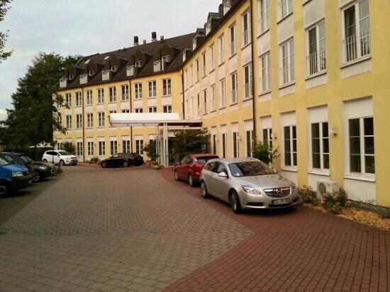 Seehotel Zeuthen: Eingangsbereich
