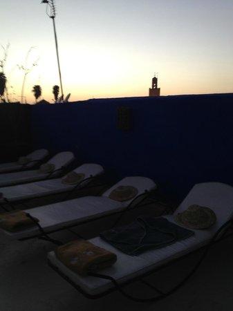Riad Jomana: Riad Rooftop