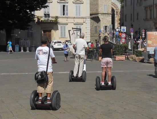 Segway Assisi