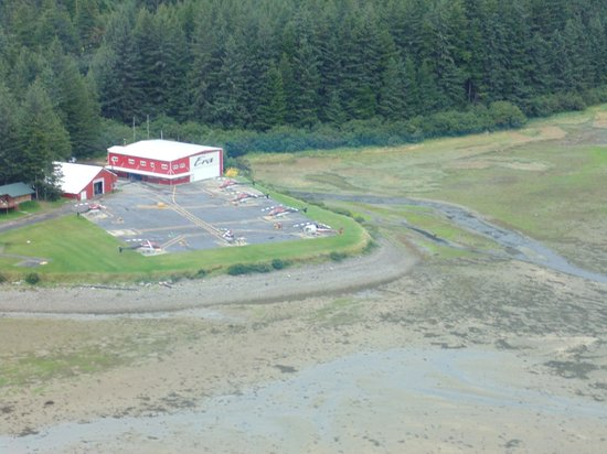 Era Helicopters: Our landing zone