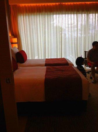 Le Meridien Singapore, Sentosa: Room