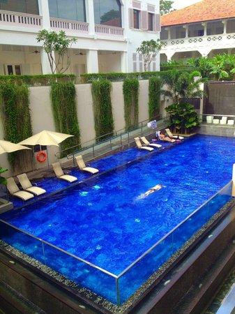 Le Meridien Singapore, Sentosa: Pool