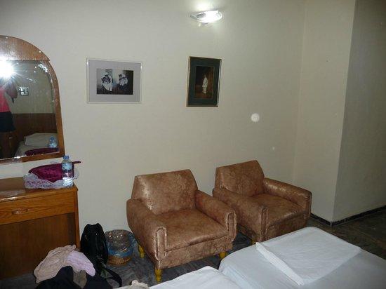 Begonville Hotel: room inside