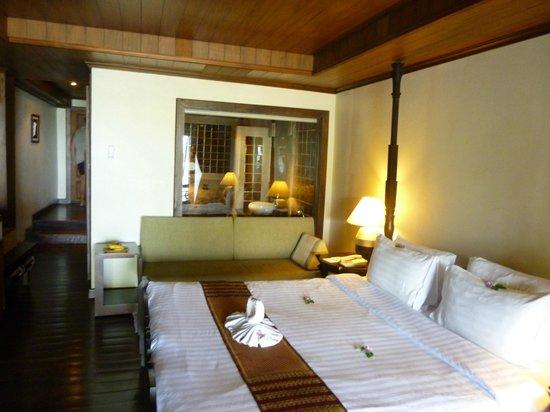 Panviman Resort - Koh Pha Ngan: Hotel room
