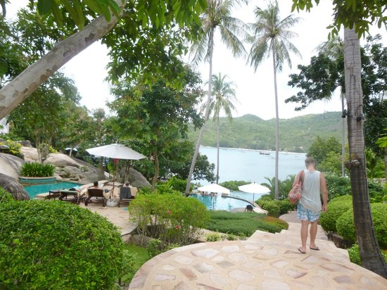 Panviman Resort - Koh Pha Ngan: Pools