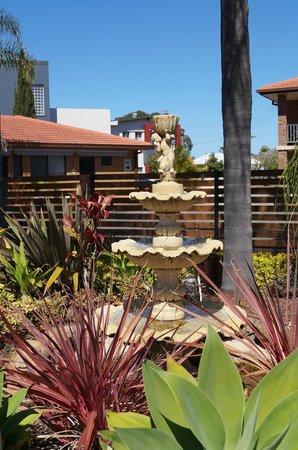 Tuncurry Motor Lodge: garden