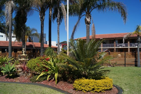 Tuncurry Motor Lodge: Tuncurry Motel