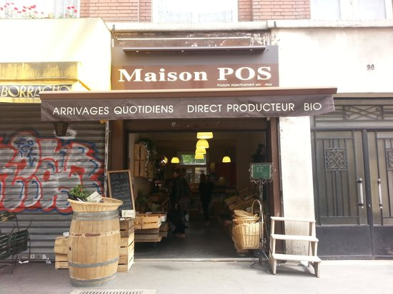 Maison P.O.S. Produits Objectivement Savoureux.