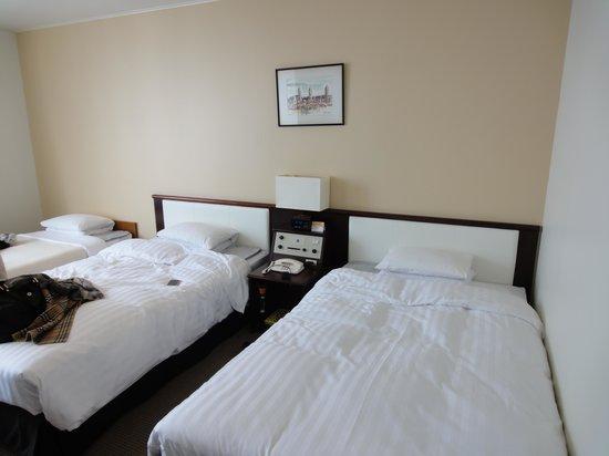 Kanazawa Tokyu Hotel : 室内