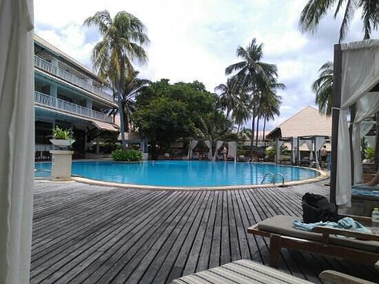 Kantary Bay, Phuket: Pool at Cape Panwa Hotel