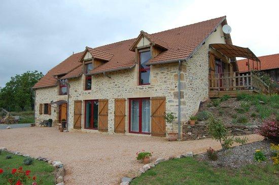 Leyme, France: La maison