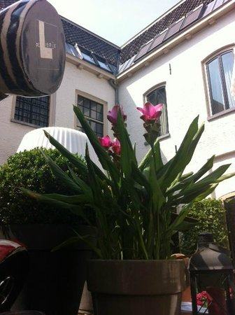 Librije's Hotel : Garden