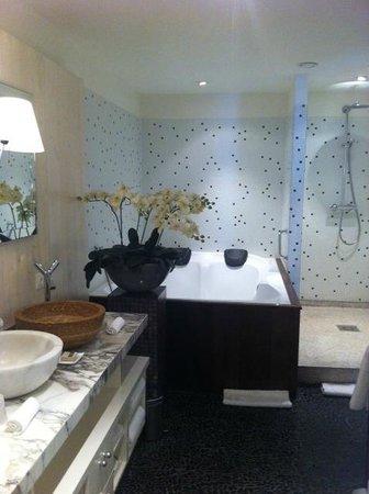 Librije's Hotel : Verveine bathroom