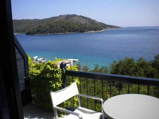 Adrina Beach: View from balcony