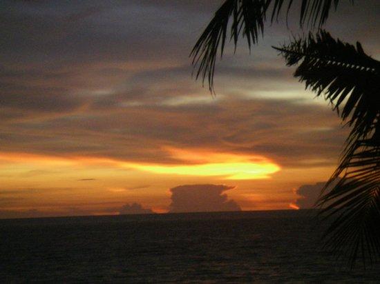 Paradise Palms Resort: Perfektes Wetter schon im September