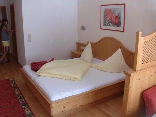 Gartnerkofel: Bed