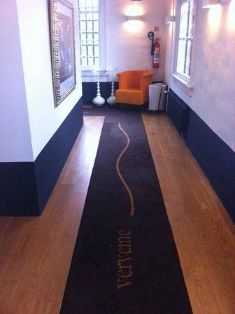 Librije's Hotel : Hallway