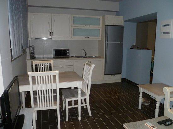 Lenikos Resort: notre appart