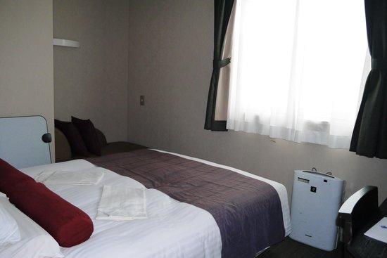 Hotel Mystays Nishi Shinjuku : ダブル