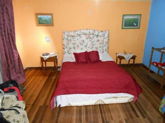La Casa de la Gringa: My room