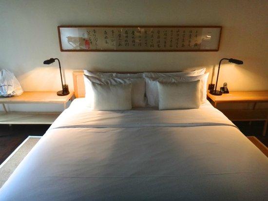 Amanfayun: お部屋のベッドルーム