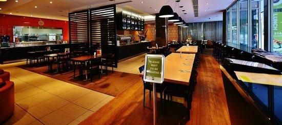 Travelodge Wynyard Sydney: Restaurant/Cafe