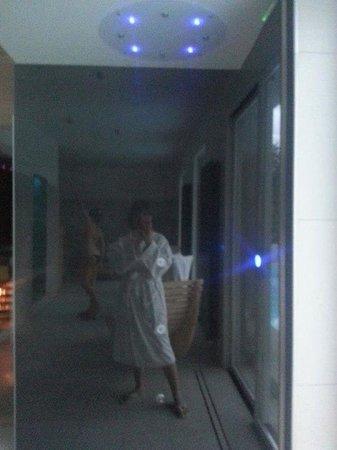 My Hotel Gabicce: doccia nebulizzata