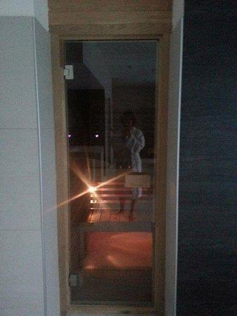My Hotel Gabicce: sauna