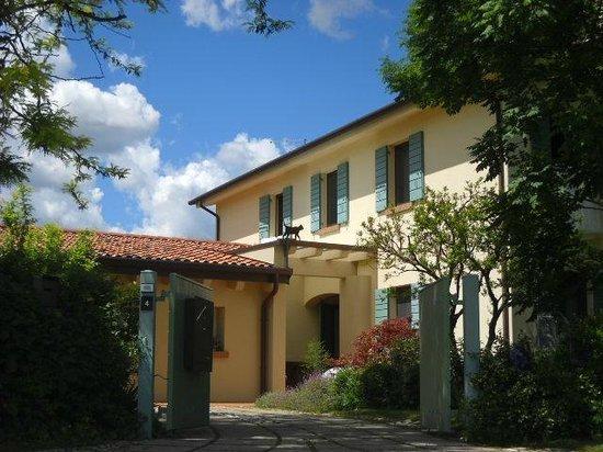 La Casa del Giardiniere (The gardener's house): Un'oasi di tranquillità