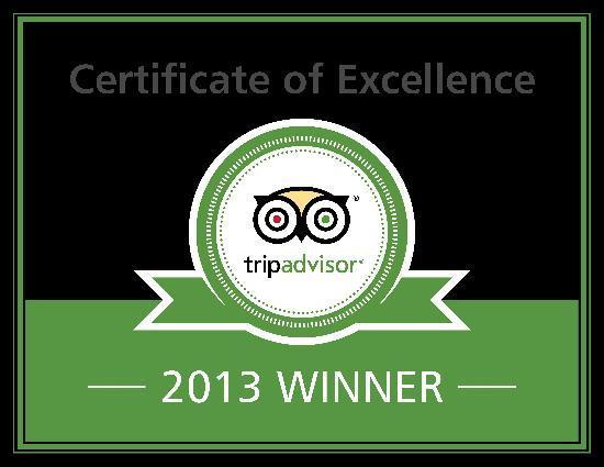 Westshore Beach Inn: Excellence in 2013