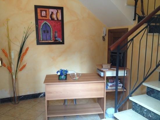 Camere La Basilica: Reception