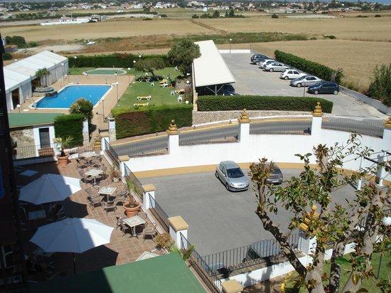 Balneario de Fuenteamarga: Rincon ideal