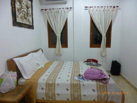 Teba House Ubud Guest House: ภายในห้องพักที่พัก