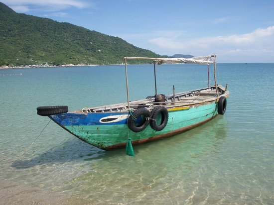 Blue Coral Diving: Cham Island