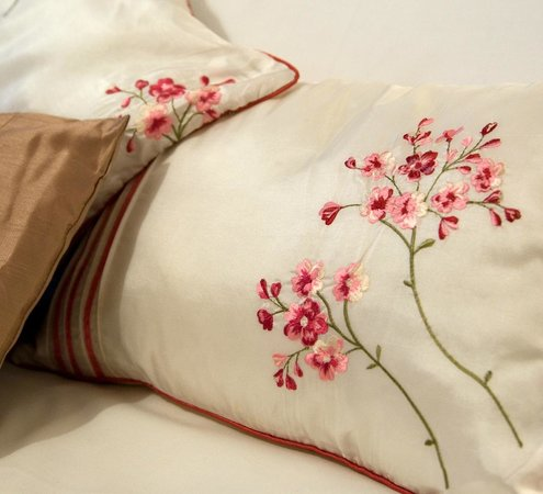 Trinity Mews: Bed linen