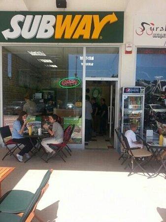 Subway Corlu