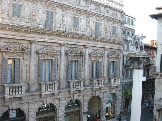 Residenza Madonna Verona: Sempre dal balcone