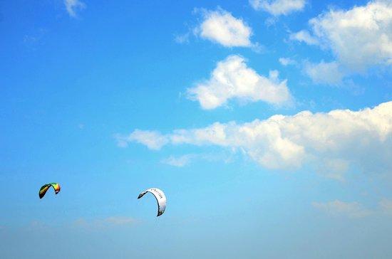 Mia Resort Mui Ne: kite boarding