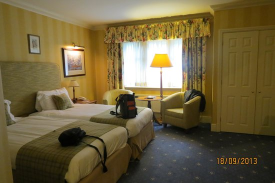 Lindeth Howe Country House Hotel: Very spacious room